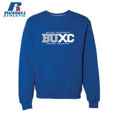 Bethel University Cross Country - Crewneck Sweatshirt (2)