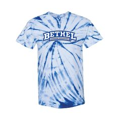 Bethel University Cross Country - Tie Dye SST