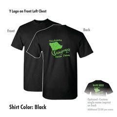Michiana Stingrayz - Short Sleeve T-Shirt