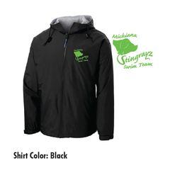 Michiana Stingrayz - Full Zip Jacket