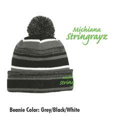 Michiana Stingrayz - New Era Beanie