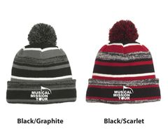 Musical Mission Tour - New Era® Sideline Beanie