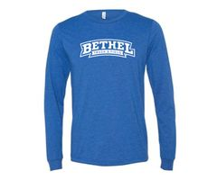 Bethel University Track & Field - Long Sleeve Tee (2)