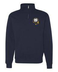ND 911 - Quarter Zip Sweatshirt