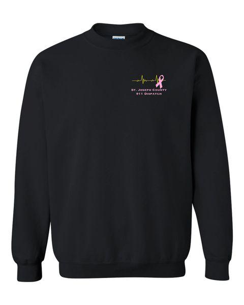 Breast Cancer Awareness Crewneck Sweatshirt