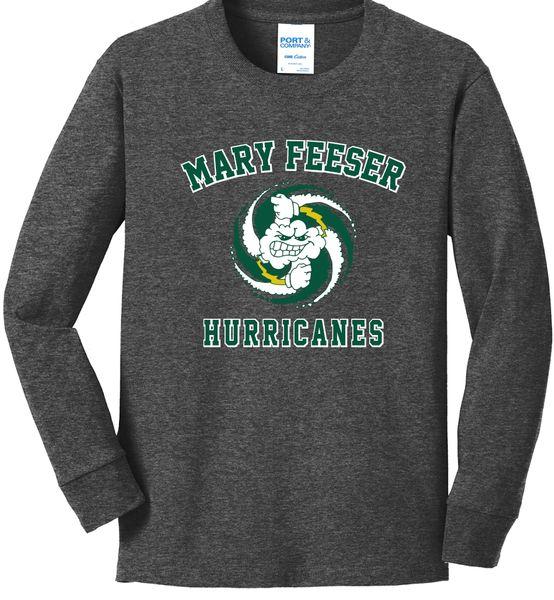 Mary Feeser Long Sleeve T-shirt