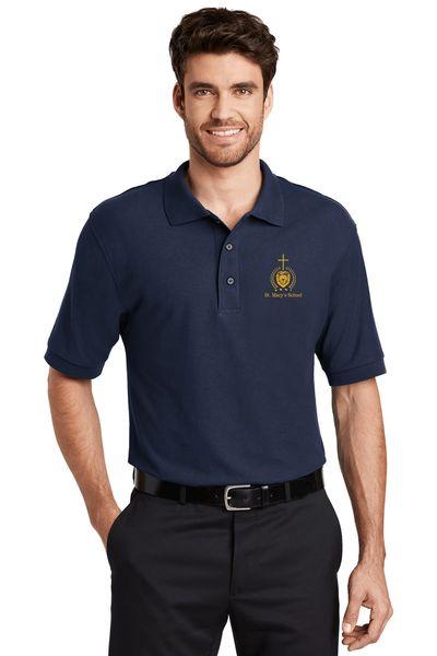 St. Mary's Polo (Uniform Compliant)