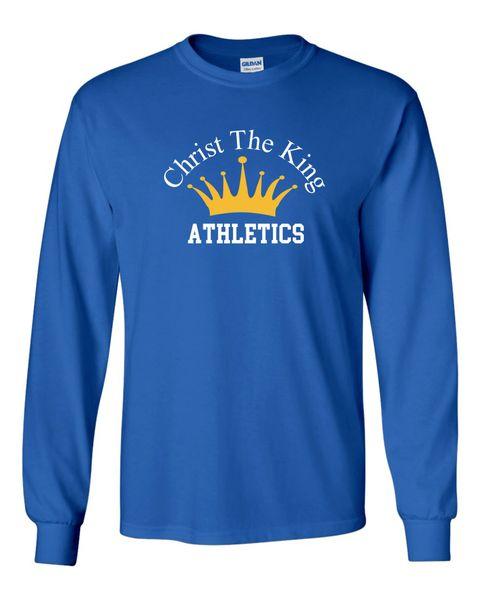 Christ The King Athletics Long Sleeve T-shirt