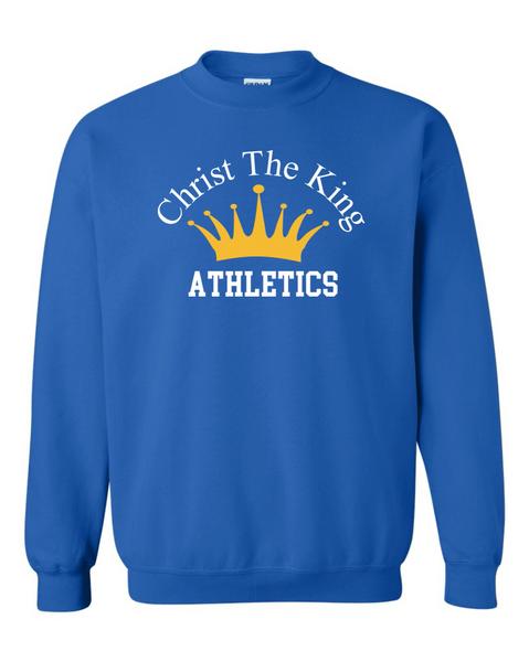 Christ The King Athletics Crewneck Sweatshirt