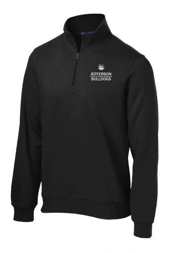 Jefferson Quarter Zip Sweatshirt