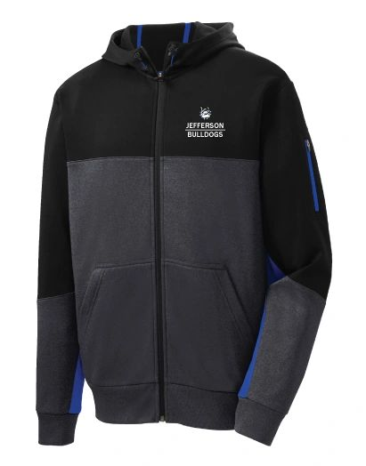 Jefferson Full Zip Hooded Jacket