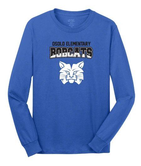 Osolo - Bobcats Long Sleeve T-shirt