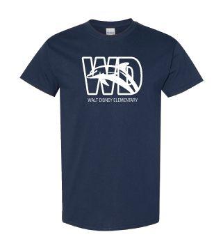 Walt Disney Short Sleeve T-shirt