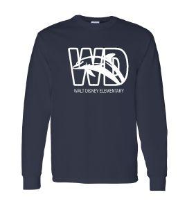 Walt Disney Long Sleeve T-shirt