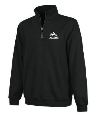 Walt Disney Quarter Zip Sweatshirt