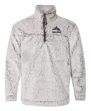 Walt Disney Sherpa Fleece Quarter Zip