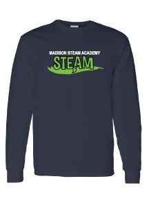 Madison STEAM Classic Long-Sleeve T-Shirt