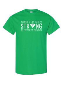 Madison STEAM Strong T-Shirt