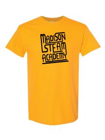 Madison STEAM Gold T-Shirt