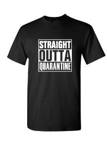 Madison STEAM Straight Outta Quarantine Short-Sleeve T-Shirt