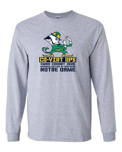 Co-Virt Ops Long Sleeve T-shirt