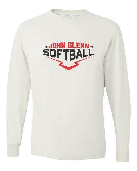 John Glenn Softball Long Sleeve