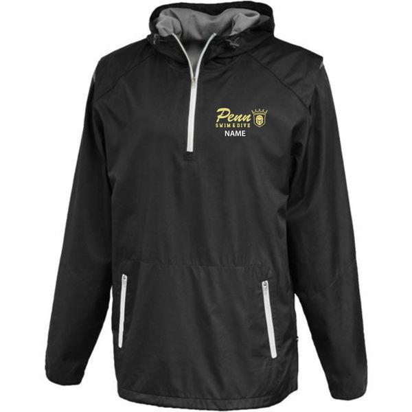 Penn swim Quarter Zip Jacket