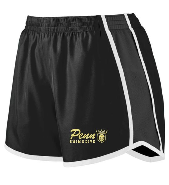 Penn Swim Girls Shorts
