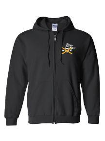 Penn Orchestra Full-Zip Hooded Sweatshirt