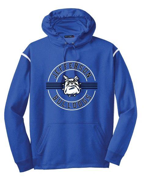 Jefferson Tech Fleece Hooded Sweatshirt