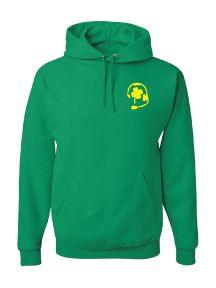 Dispatch St. Patrick's Day Hooded Sweatshirt
