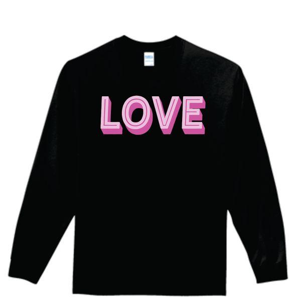 Love - The Long Sleeve Tee