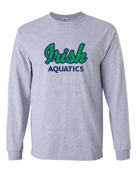 Irish Aquatics Long Sleeve T-shirt