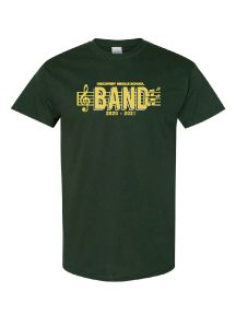 Discovery Middle School Band Short-Sleeve T-Shirt