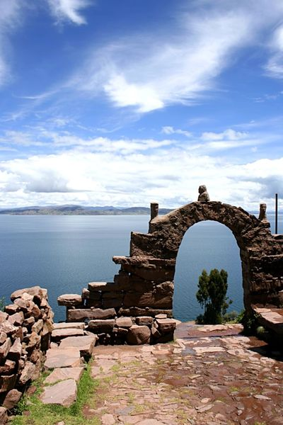 Lake Titicaca is the highest navigable lake in the world