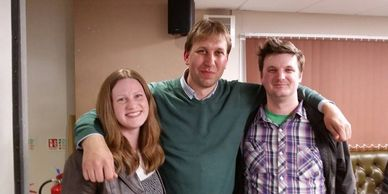 When Professor Chris Lintott gave a talk to our club