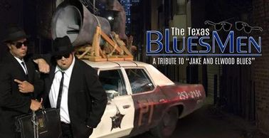 Blues Brothers, Blues Brothers Dallas, Bluesmen, Jake and Elwood, DJ's Etc, DJ