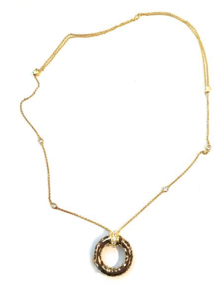 Circle of Love Collection- Gold Plated Chain