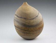 Stone- Like Ceramic Vase