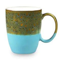 Handmade Porcelain Glazed Mug