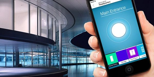 Access Control mobile app from DictoGuard in Fort Collins, CO.