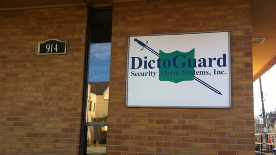Dictoguard Security Alarm Systems Office in Greeley, CO.
