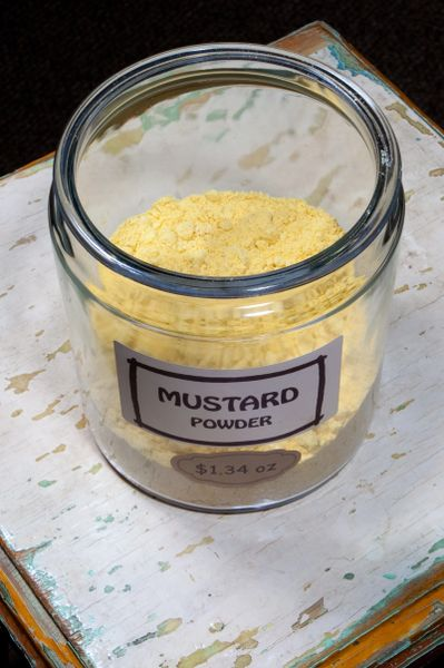 Mustard Powder - by the ounce