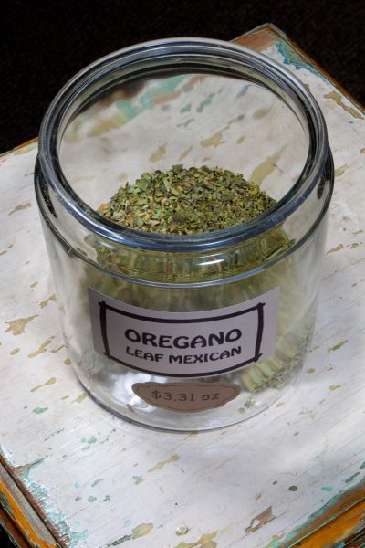 Oregano Leaf Mexicans - by the ounce