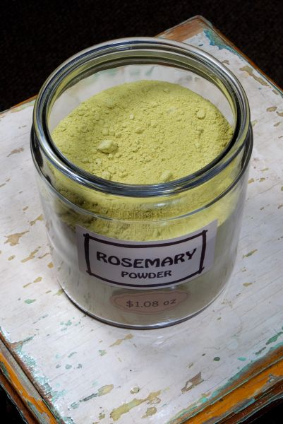 Rosemary Powder - by the ounce