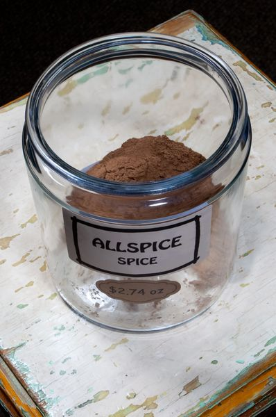 Allspice Powder $2.74 - by the ounce