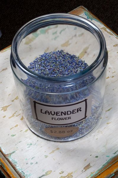 Lavender Flower - by the ounce