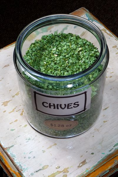 Chives - by the ounce