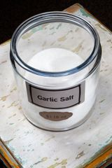 Garlic Salt - by the ounce