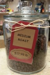 Medium Roast - by the pound
